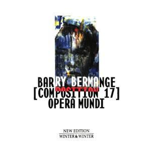 Opera Mundi-composition 17, Barry Bermange