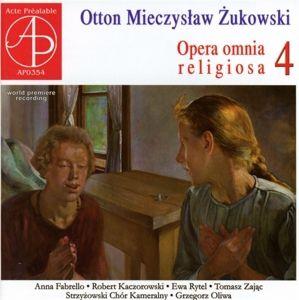 Opera Omnia Religiosa,Vol.4, Fabrello, Kaczorowski, Rytel, Zajac, Oliwa