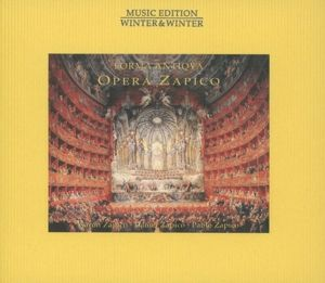 Opera Zapico, Wolfgang Amadeus Mozart, Johann Sebastian Bach
