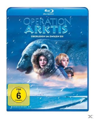 Operation Arktis - Überleben im Ewigen Eis, Kaisa Gurine Antonsen, Ida Leonora Valestrand Eike