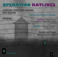 Operation Ratlines, 2 Audio-CDs, Marion Leonie Pfeifer