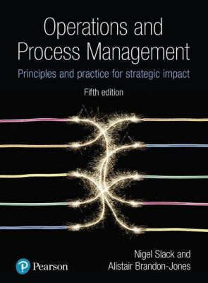 Operations and Process Management, Nigel Slack, Alistair Brandon-Jones