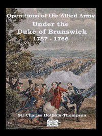 Operations of the Allied Army Under the Duke of Brunswick, Charles Hotham-Thompson