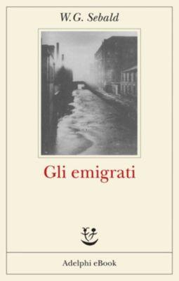 Opere di W.G. Sebald: Gli emigrati, W.G. Sebald