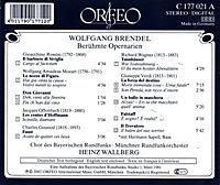 Opernarien:Figaro/Don Giovanni/Tannhäuser/+ - Produktdetailbild 1
