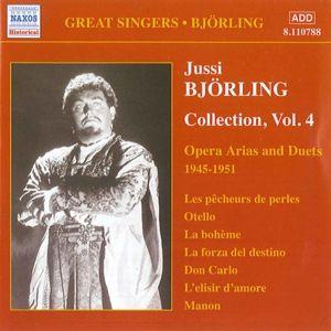 Opernarien Und Duette, Jussi Björling