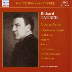 Opernarien Vol.1, Richard Tauber