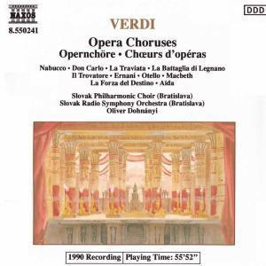 Opernchöre, Giuseppe Verdi