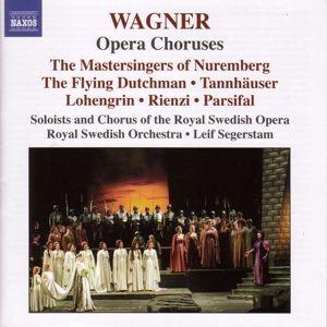 Opernchöre, Leif Segerstam, Royal Swedish O