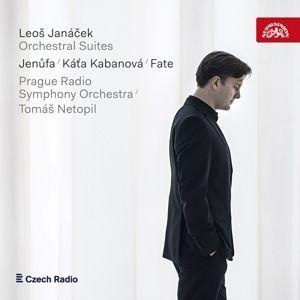 Opernsuiten, Tomasl Netopi, Prague Radio So