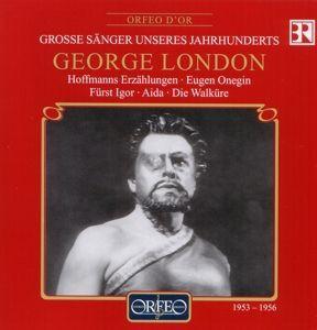 Opernszenen:Aida/Walküre/Fürst Igor/Eugen Onegin/+, London, Kraus, Moralt, Sobr