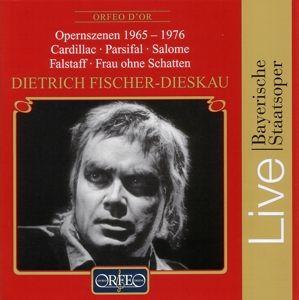 Opernszenen I:Cardillac/Parsifal/Salome/Falstaff/+, Fischer-Dieskau, Sawallisch, Bsom