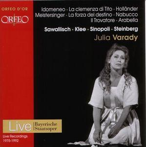 Opernszenen:Idomeneo/La Clemenza/Holländer/+, Varady, Sawallisch, Steinberg, Bsom