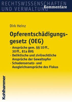 Opferentschädigungsgesetz (OEG), Dirk Heinz