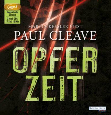 Opferzeit, 2 MP3-CDs, Paul Cleave
