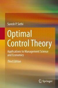 Optimal Control Theory, Suresh P. Sethi