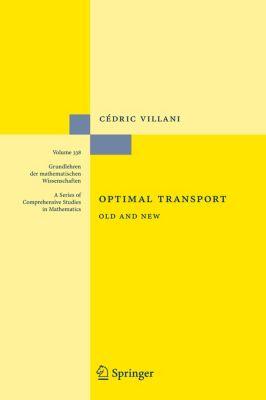 Optimal Transport, Cédric Villani
