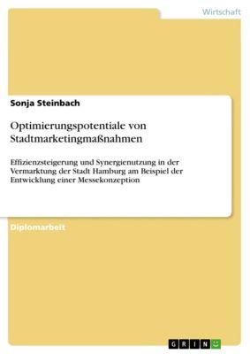 Optimierungspotentiale von Stadtmarketingmaßnahmen, Sonja Steinbach