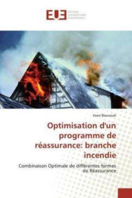 Optimisation d'un programme de réassurance: branche incendie, Imen Bounouh