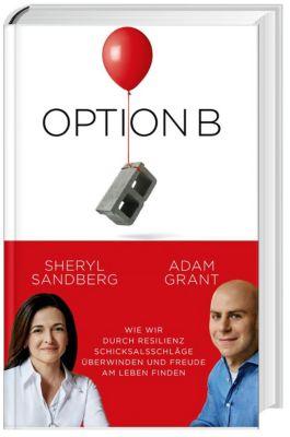 Option B, Sheryl Sandberg, Adam Grant