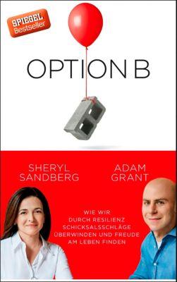 Option B, Adam Grant, Sheryl Sandberg