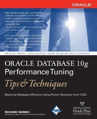 Oracle Database 10g Performance Tuning Tips & Techniques, Richard J. Niemiec