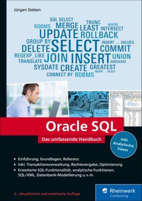 Oracle SQL, Jürgen Sieben