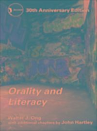 a comparison between orality and literacy Listening, reading, praying: orality, literacy and  the differences between oral and written discourse can be real and  orality, literacy and early christian .