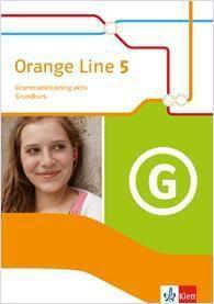 Orange Line, Ausgabe 2014: Bd.5 9. Schuljahr, Vokabeltraining aktiv mit Lösungsheft