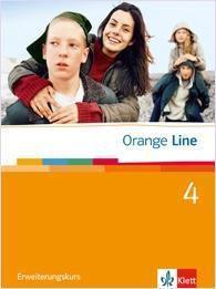 Orange Line: Bd.4 Klasse 8, Schülerbuch, Erweiterungskurs