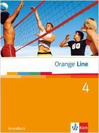Orange Line: Bd.4 Klasse 8, Schülerbuch, Grundkurs