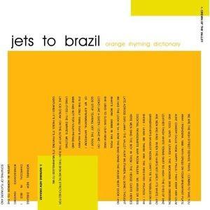 Orange Rhyming Dictionary, Jets To Brazil