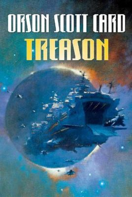 Orb Books: Treason, Orson Scott Card