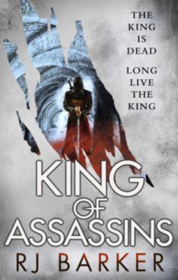 Orbit: King of Assassins, Rj Barker