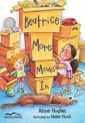 Orca Echoes: Beatrice More Moves In, Alison Hughes