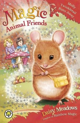 Orchard Books: Molly Twinkletail Runs Away, Daisy Meadows