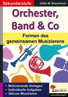 Orchester, Band & Co, Ulrike Brauerhoch