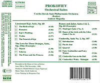 Orchester-Suiten - Produktdetailbild 1