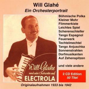 Orchesterportrait, Will Glahe