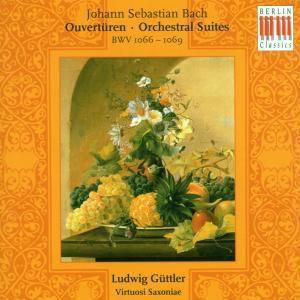 Orchestersuiten 1-4, Ludwig Güttler, Vsx