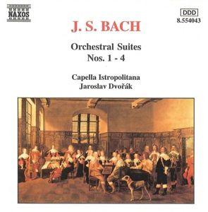 Orchestersuiten 1-4, Jaroslaw Dvorak, Cib