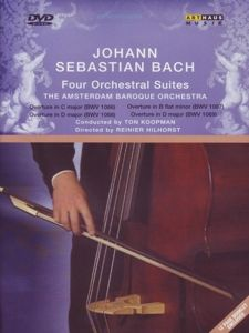Orchestersuiten 1-4, Koopman, Amsterdam Baroque Orchestra