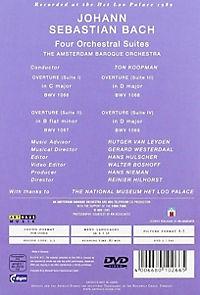 Orchestersuiten 1-4 - Produktdetailbild 1