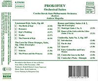 Orchestersuiten - Produktdetailbild 1