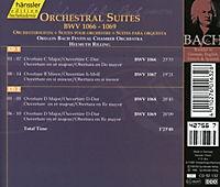 Orchestersuiten Bwv 1066-1069 - Produktdetailbild 1