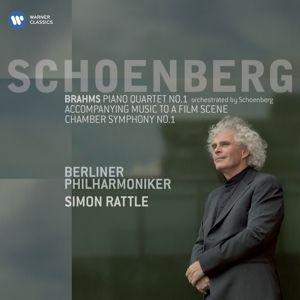 Orchesterwerke, Simon Rattle, Bp