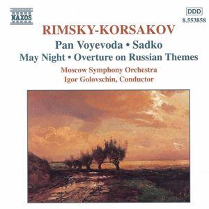 Orchesterwerke, Igor Golovschin, Moso