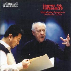 Orchesterwerke 1944-1958, Lü Jia, Norrköping So