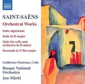 Orchesterwerke, Jun Märkl, Orchestre National De Lille