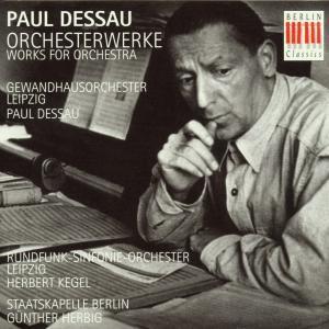 Orchesterwerke I, Kegel, Rsol, Herbig, Sb